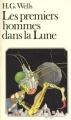 Couverture Les premiers hommes dans la lune Editions Folio  1984