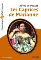 Couverture Les caprices de Marianne Editions Magnard (Classiques & Patrimoine) 2011