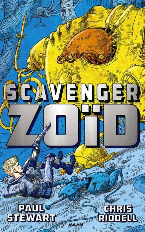 Couverture Scavenger, tome 1 : Zoïd