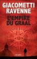 Couverture Commissaire Antoine Marcas, tome 10 : L'empire du Graal Editions JC Lattès 2016