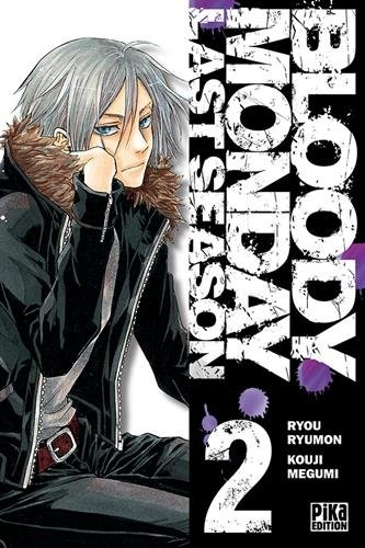 Couverture Bloody Monday : Last Season, tome 2