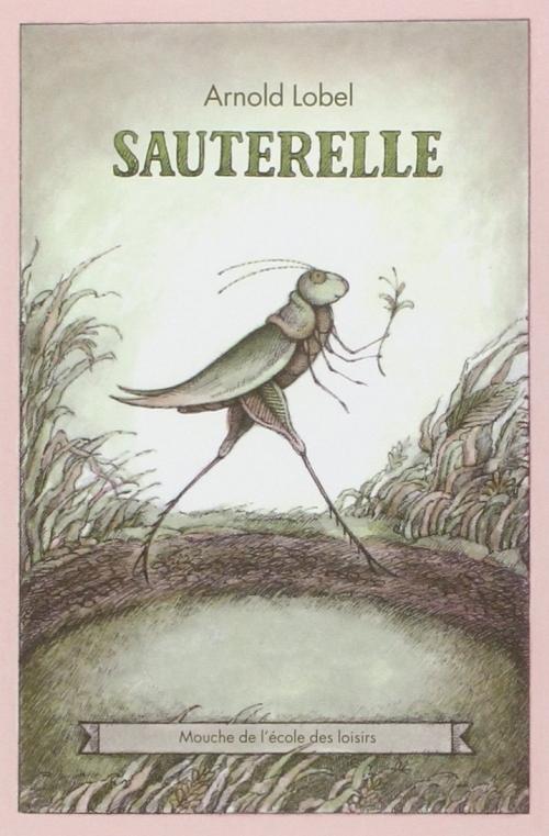 Couverture Sauterelle
