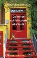 Couverture Qu'est-ce qui fait courir Julia Verdi ? Editions France Loisirs 2015