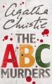 Couverture A.B.C. contre Poirot / ABC contre Poirot Editions HarperCollins (Agatha Christie signature edition) 2015