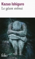 Couverture Le géant enfoui Editions Folio  2016