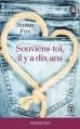 Couverture Souviens-toi, il y a dix ans Editions J'ai Lu (Pour elle - Promesses) 2016