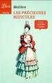 Couverture Les Précieuses ridicules Editions Librio (Théâtre) 2015
