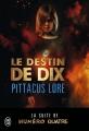 Couverture Les Loriens, tome 6 : Le destin de Dix Editions J'ai Lu 2016