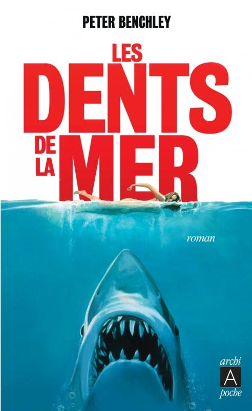Couverture Les dents de la mer