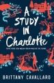 Couverture Les aventures de Charlotte Holmes, tome 1 Editions Katherine Tegen Books 2016