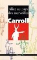 Couverture Alice au pays des merveilles / Les aventures d'Alice au pays des merveilles Editions Slatkine 1995