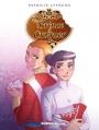 Couverture Un prince à croquer, tome 4 : Dessert Editions Delcourt (Jeunesse) 2016