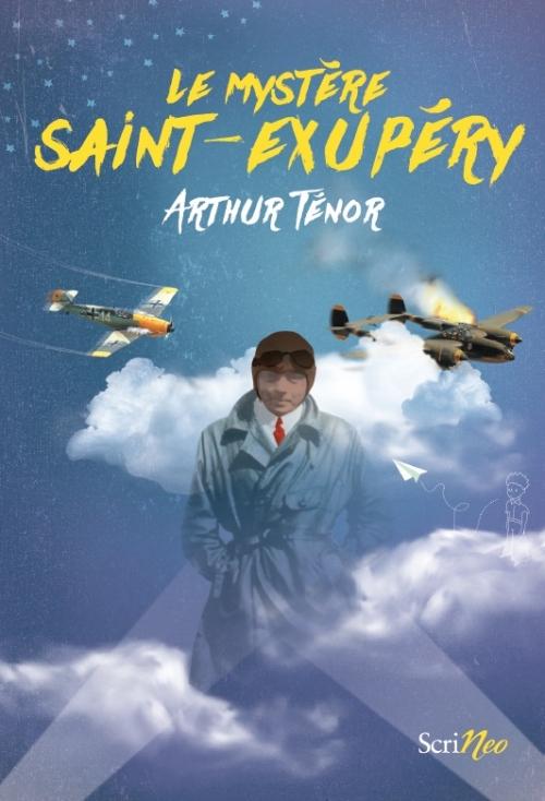Couverture Le Mystère de Saint-Exupéry