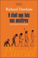 Couverture Il était une fois nos ancêtres Editions Hachette (Pluriel) 2011