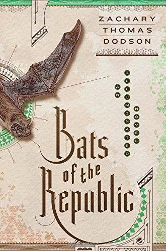 Couverture Bats of the Republic