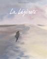 Couverture La légèreté Editions Dargaud 2016