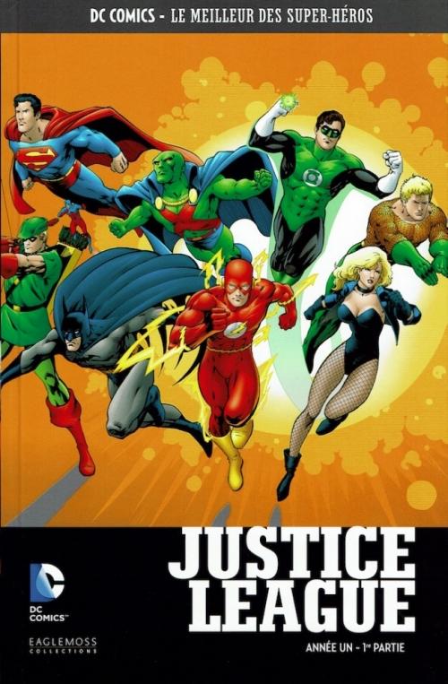 Couverture Justice League, année un : 1ère partie