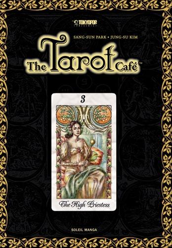 Couverture The Tarot Café, tome 3