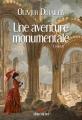 Couverture Une aventure monumentale Editions Albin Michel 2016