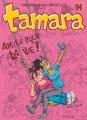 Couverture Tamara, tome 14 : Amies pour la vie Editions Dupuis 2016