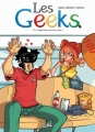 Couverture Les geeks, tome 11 : Keep calm and carry Onze Editions Soleil 2015