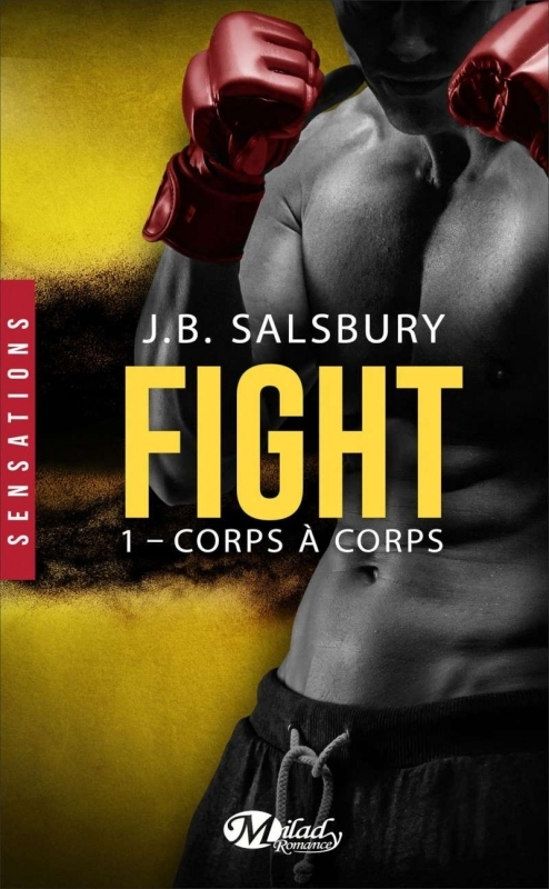 Couverture Fight, tome 1 : Corps à corps