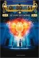 Couverture Tombquest, tome 1 : Le livre des morts Editions Bayard (Jeunesse) 2016