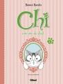 Couverture Chi, une vie de chat, tome 01 Editions Glénat 2015