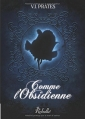 Couverture Comme l'obsidienne Editions Rebelle 2016