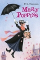 Couverture Mary Poppins Editions Houghton Mifflin Harcourt 2015