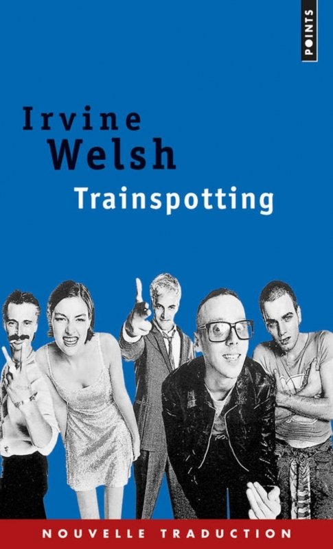Couverture Trainspotting