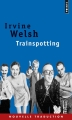 Couverture Trainspotting Editions Points 2013