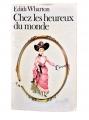 Couverture Chez les heureux du monde Editions Folio  1982