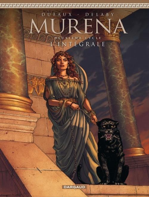 Couverture Murena, Intégrale : Deuxième cycle