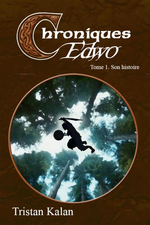 Couverture Chroniques Edwo, tome 1 : Son souvenir