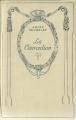 Couverture La convention Editions Nelson 1916