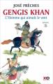 Couverture Gengis Khan, tome 1 : L'Homme qui aimait le vent Editions Le Grand Livre du Mois 2015