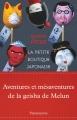 Couverture La petite boutique japonaise Editions Flammarion 2016