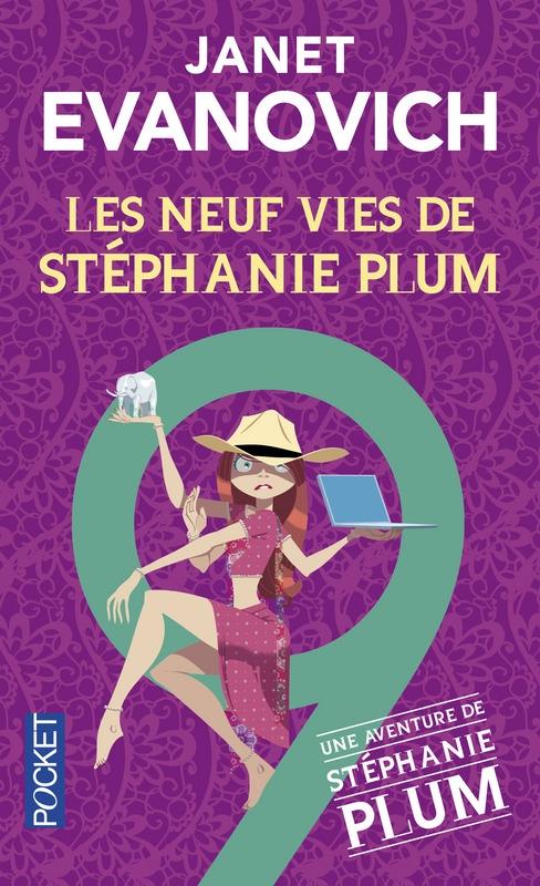 Couverture Une aventure de Stéphanie Plum, tome 09 : Flambant neuf / Les neufs vies de Stéphanie Plum