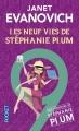 Couverture Une aventure de Stéphanie Plum, tome 09 : Flambant neuf / Les neufs vies de Stéphanie Plum Editions Pocket 2016