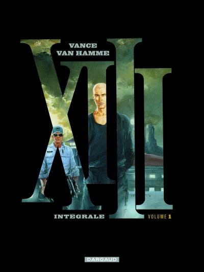 Couverture XIII, intégrale, tome 1