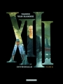 Couverture XIII, intégrale, tome 1 Editions Dargaud 2014