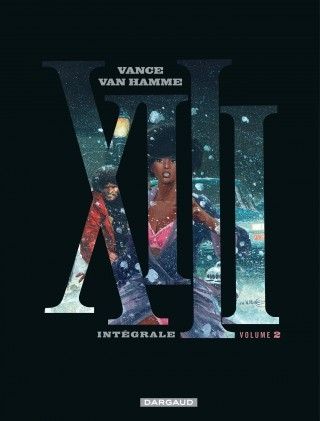 Couverture XIII, intégrale, tome 2