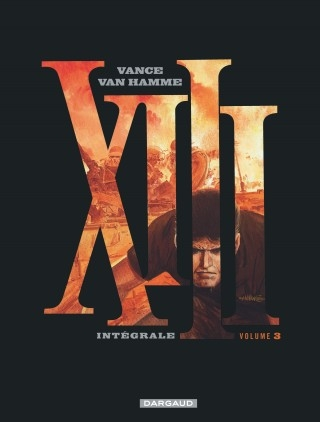 Couverture XIII, intégrale, tome 3
