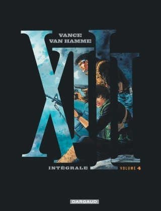 Couverture XIII, intégrale, tome 4