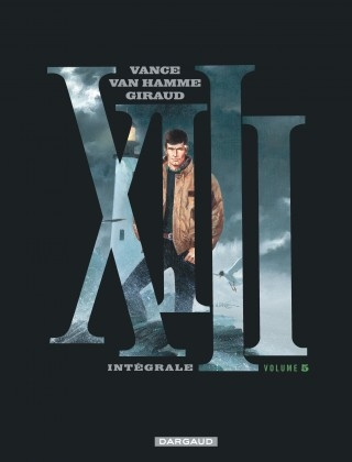 Couverture XIII, intégrale, tome 5