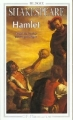Couverture Hamlet Editions Flammarion (GF - Bilingue) 1995