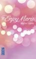 Couverture #enjoymarie Editions Pocket 2016