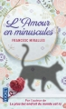 Couverture L'amour en minuscules Editions Pocket 2016