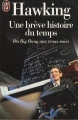 Couverture Une brève histoire du temps Editions J'ai Lu 1989